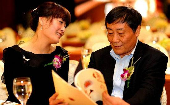 """宗庆后 中国/福布斯和胡润百富或许掐过很多次架,但在这对""""老冤家""""最新的..."""