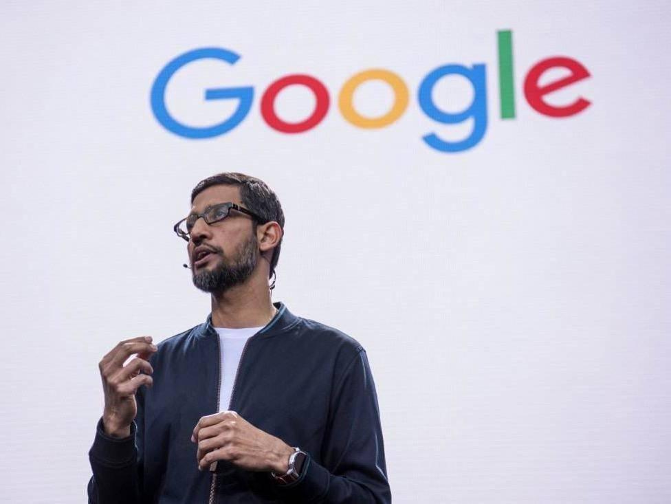 Google CEO 公开信:用AI,为每个人解决问题